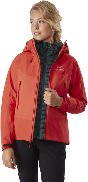 Arc'teryx Beta SL Hybrid Jacket W Jassen Dames